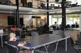 How office design can catalyze an innovative culture