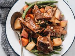 mom s best braised pork ribs omnivore