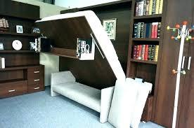 a bookshelf murphy bed plans bookcase