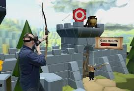 Htc Vive Game Building Forbes The Htc Vive Is Most Fun Ive Had With Video Games Since Original Gameboy