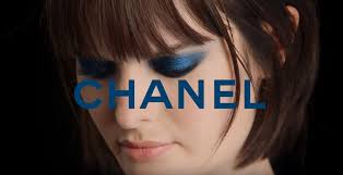 how to easily create a striking blue beauty look courtesy of chanel