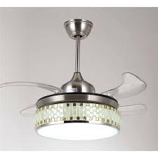 retractable ceiling fan retractable blade folding ceiling fan light 3 led colours remote retractable ceiling fan retractable ceiling fan