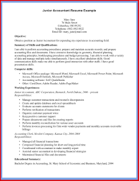 Accountant Resume Format Accounting Resume Format For Fresher Best Ideas Of Cpa Resume Format 21