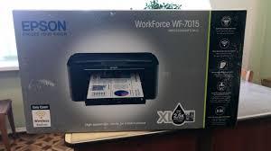 Обзор от покупателя на Струйный <b>принтер Epson WorkForce WF</b> ...