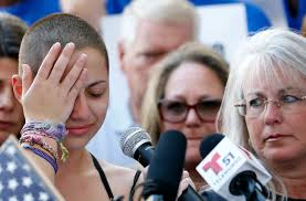florida massacre survivors demand gun florida shooting survivors demand gun control in parkland time