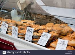 Freshly Baked Pies Pasties At The Annual Food Drink Festival