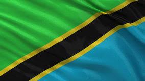 Resultado de imagen de bandera de tanzania
