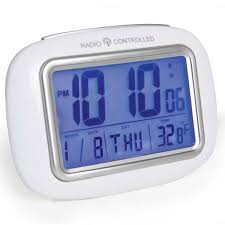 portable atomic alarm clock