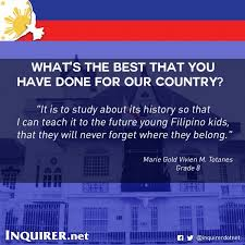 be proud of being a filipino even if it s not easy inquirer  be proud of being a filipino even if it s not easy inquirer opinion