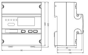 electric meter wiring diagram wiring diagram and hernes single phase meter box wiring diagram jodebal
