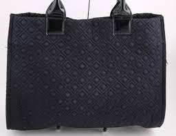 Tory Burch Black Nylon/Patent Leather T Hobo Bag - Tradesy & Tory Burch Quilted Tote Hobo Bag. 12345678 Adamdwight.com