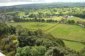 archaeologists from glasgow university working with the stirling local history society and stirling field and archaeological society conducted the first