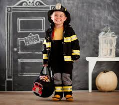 he s grown quite fond of the fireman s helmet that we have in the dress up bin when i saw this costume i knew we would have a winner
