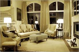 ... Cozy Modern Curtain Ideas For Living Room Livingroom Curtain Ideas  Throughout Cream Monochromatic Curtains For Living ...