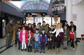 Elazığ'da çocuklar, sinema da film izleme keyfi yaşadı - Elazığ