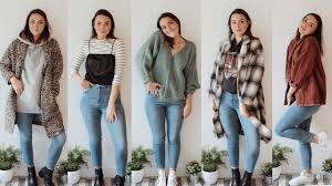 Light Wash Jeans Outfit Check Out My Casual Winter Outfit Ideas With My Favourite
