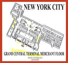 Café Grumpy Grand CentralGrand Central Terminal Floor Plan