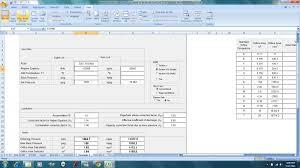 Vessel Design Calculation Excel Kolmetz Com Guidelines