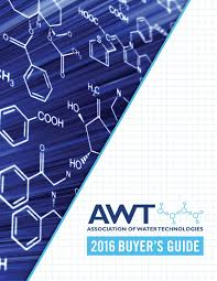Taico Design Products Inc Awt Buyers Guide 2016 By Association Of Water Technologies