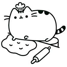 Cat Coloring Sheets Printable Free Coloring Pages Cats Cute Cat