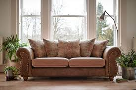 wilmington midi 3 seater leather sofa