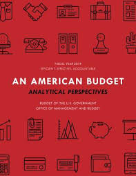 fiscal year 2019 dates analytical perspectives budget of the united states government