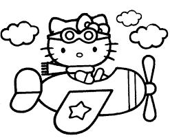 Disegno Da Colorare Hello Kitty Az Colorare