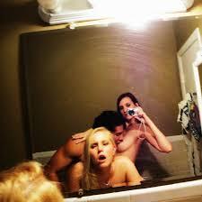 Homemade teen threesome sex
