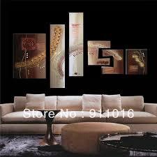 popular abstract big wall art metal ing aliexpress free canvas top home interior design