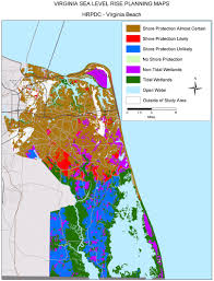 sea level rise planning maps