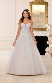 stella york 6692 ivory with porcelain size 28 new york bride groom of columbia sc have a total princess moment in this dress from stella york