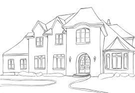 architecture design house drawing. Simple House Drawing Easy Potos Modern | Architecture Design Y
