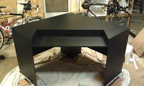 Diy Computer Gaming Desk Plans Best 20 Cool Desks Ideas