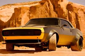 Cars › chevrolet › camaro › camaro v › chevrolet camaro real bumblebee. Transformers 4 Bumblebee Becomes A 1967 Chevrolet Camaro