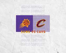 Head-to-Head History: Suns vs Cavs ...