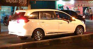 new car launches honda mobilioHonda begins deliveries of Mobilio in Indonesia India premiere at