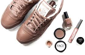 makeup daily reebok teams up with face stockholm for a color collection