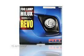 Toyota Hilux Fog Light Switch Details About Kit Set Fog Lamp Switch Spot Light Bulb Fitt For Toyota Hilux Revo Sr5 2015 2016