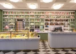 Inside The New Ladurée Bakery Interior Decor Design Limited Edition