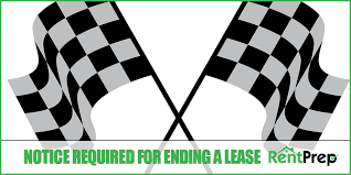 how to use lease renewal notices