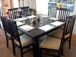 8 chair dining table set 8 chair dining room set square dining room table for 8