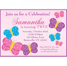 full size of erfly first birthday party invitation cards wording text background how to make