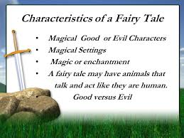 Elements Of A Fairy Tale Once Upon A Time Elements Of A Fairy Tale What Are Fairy Tales