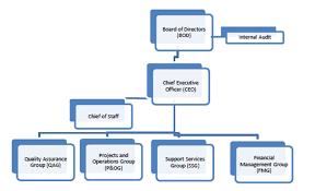 Risk Management Org Chart Organization Structure Ndrmf National Disaster Risk