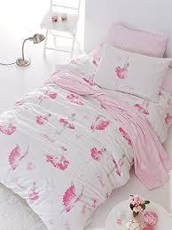 twin size quilt.  Twin Bekata Ballerina Bedding Set 100 Cotton SingleTwin Size QuiltDuvet Cover On Twin Quilt U