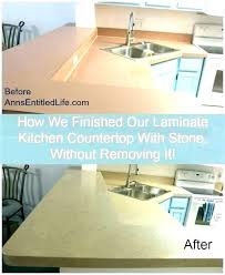 published how to redo countertops without replacing kitchen change laminate removing them