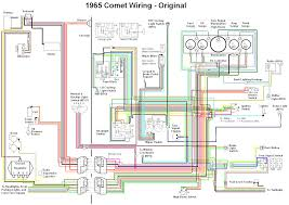 65 comet wiring diagram 65 ford comet \u2022 wiring diagrams j squared co 1965 Mustang Dash Wiring Diagram at 1965 Mustang Wiring Diagram Free