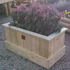 garden planters. Garden Planter - Large Hnadmade Bampton Devon Exmoor Planters