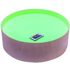 round magic light table
