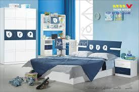 bedroom kids furniture sets for boys pull bed using blue covered bedding corner white drawer cabinet blue kids furniture